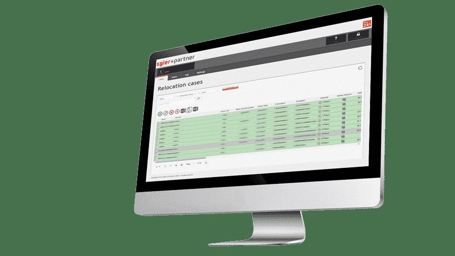 Relo24 Login - Relocation Software Sgier + Partner