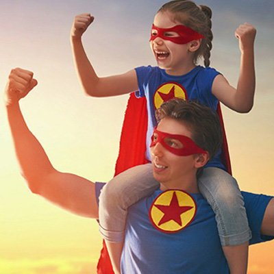 Superhero Package | Home-Finding Service